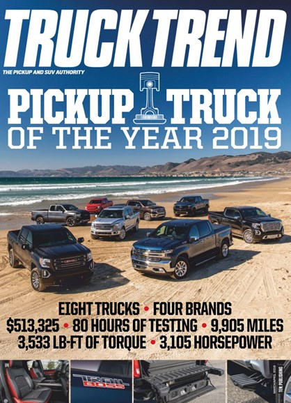 Truck Trend Cover - 3/1/2019