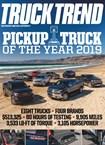 Truck Trend Magazine | 3/1/2019 Cover