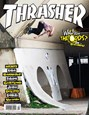 Thrasher Magazine | 2/2019 Cover