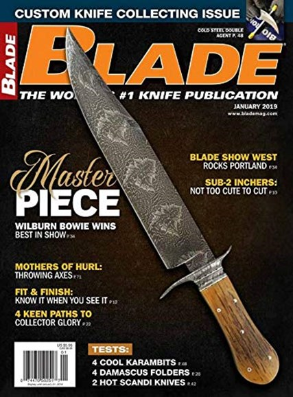 Blade Cover - 1/1/2019