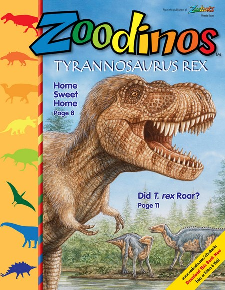 Zoodinos Cover - 1/1/2019