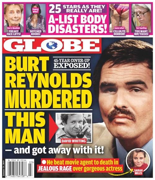 Globe Cover - 1/21/2019