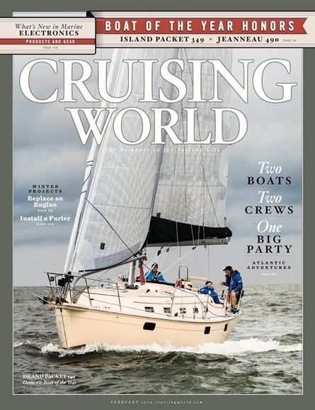 Cruising World Cover - 1/1/2019