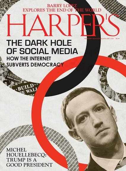 Harper's Cover - 1/1/2019