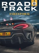 Road and Track Magazine 2/1/2019