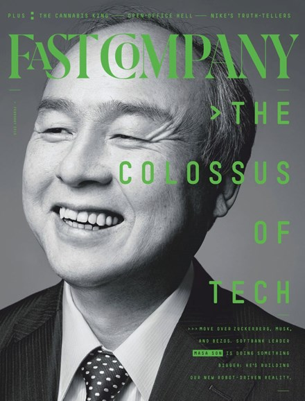 Fast Company Cover - 2/1/2019