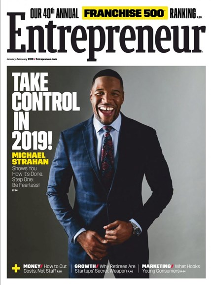 Entrepreneur Cover - 1/1/2019