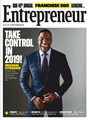 Entrepreneur Magazine | 1/2019 Cover