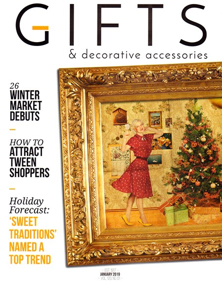 Gifts And Decorative Accessories Cover - 1/1/2019
