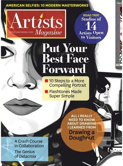 Artists Cover - 3/1/2019