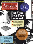 Artists Magazine | 3/2019 Cover