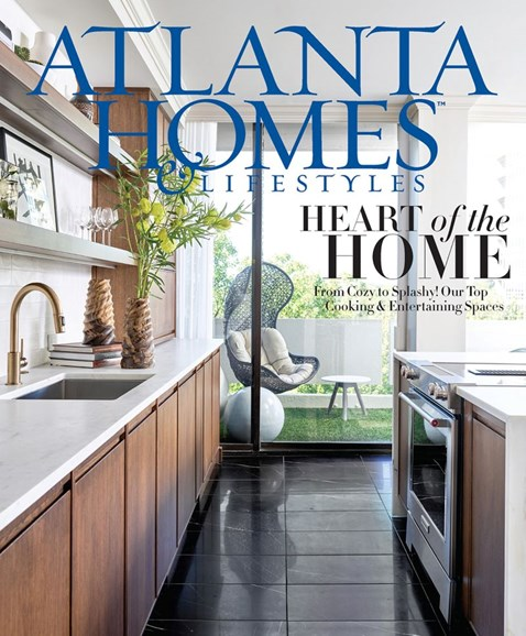 Atlanta Homes & Lifestyles Cover - 1/1/2019