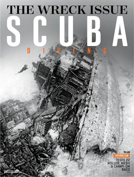 Scuba Diving Cover - 1/1/2019
