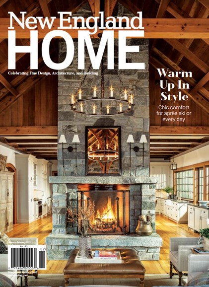New England Home Cover - 1/1/2019
