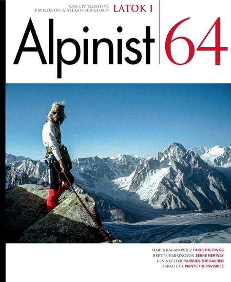 Alpinist Cover - 12/1/2018