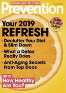 Prevention Magazine 1/1/2019