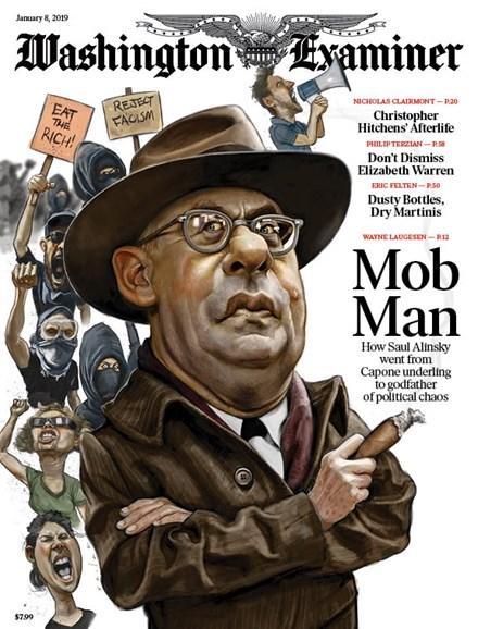 Washington Examiner Cover - 1/8/2019
