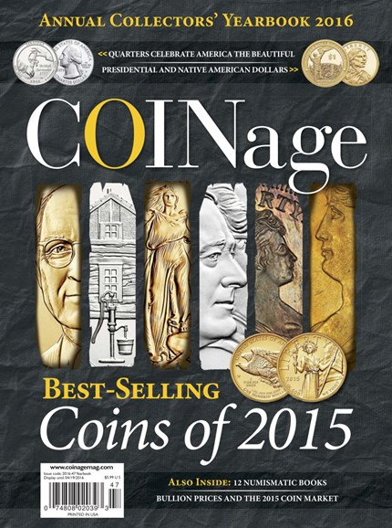Coinage Cover - 2/1/2019