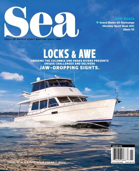 Sea Magazine Cover - 1/1/2019