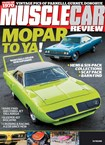 Muscle Car Review Magazine | 2/1/2019 Cover