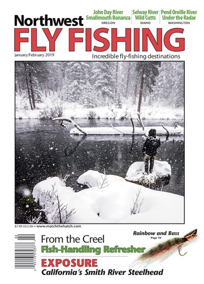 Northwest Fly Fishing Cover - 1/1/2019