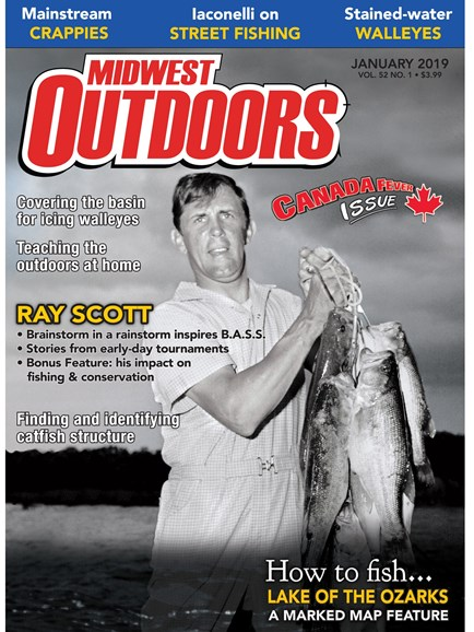 Midwest Outdoors Cover - 1/1/2019
