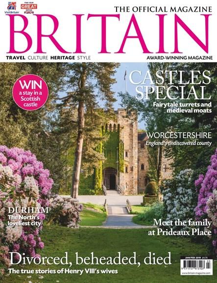 Britain Cover - 1/1/2019