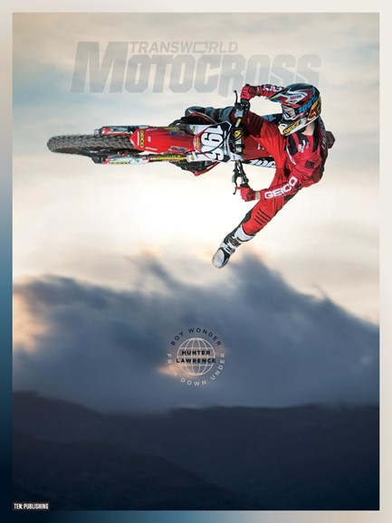 Transworld Motocross Cover - 2/1/2019