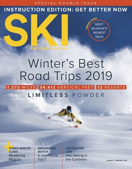 Ski Cover - 1/1/2019