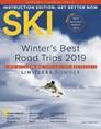 Ski Magazine | 1/2019 Cover