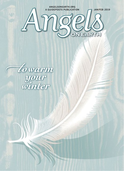 Angels on Earth Cover - 1/1/2019