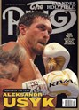 Ring Boxing Magazine | 3/2019 Cover