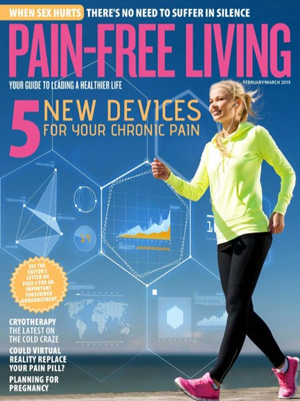 Pain-Free Living Cover - 2/1/2019