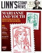 Linn's Stamp News Magazine 12/17/2018