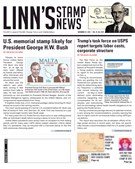 Linn's Stamp News Magazine 12/24/2018