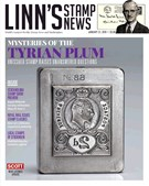 Linn's Stamp News Magazine 1/21/2019