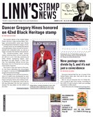 Linn's Stamp News Magazine 1/28/2019