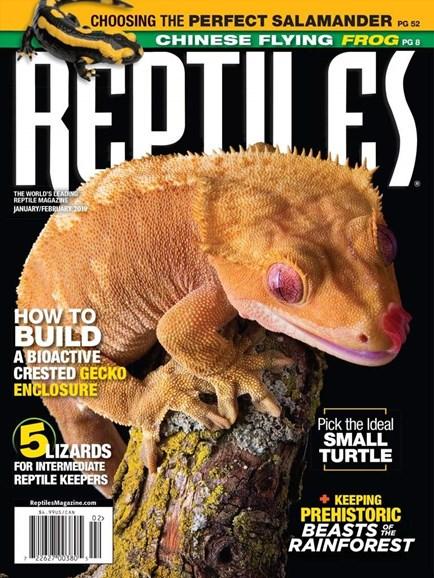 Reptiles Cover - 1/1/2019