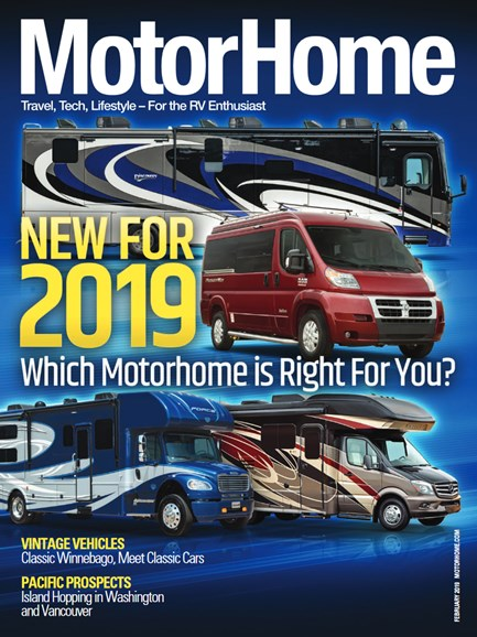 MotorHome Cover - 2/1/2019
