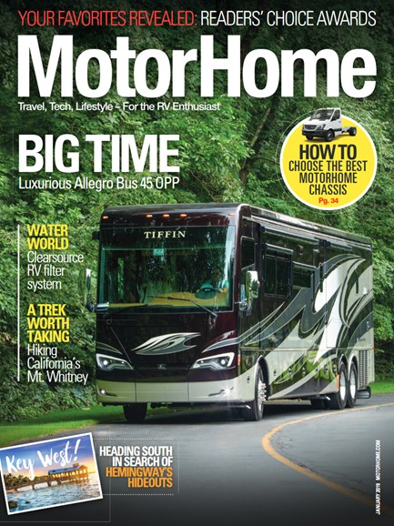MotorHome Cover - 1/1/2019