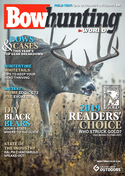 Bowhunting World Cover - 1/1/2019
