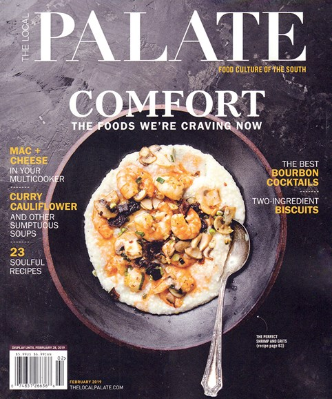 The Local Palate Cover - 2/1/2019