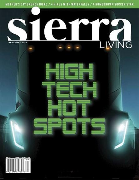 Sierra Living Cover - 4/1/2018
