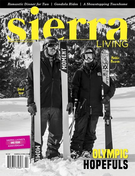 Sierra Living Cover - 2/1/2018