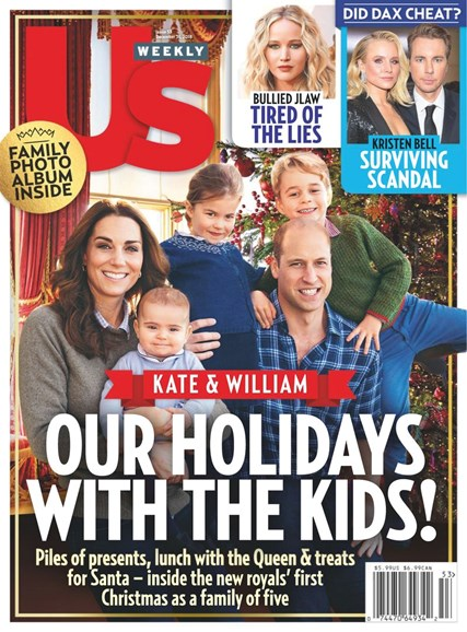 Us Weekly Cover - 12/31/2018