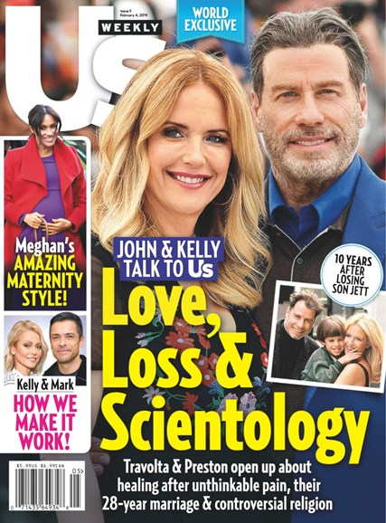 Us Weekly Cover - 2/4/2019