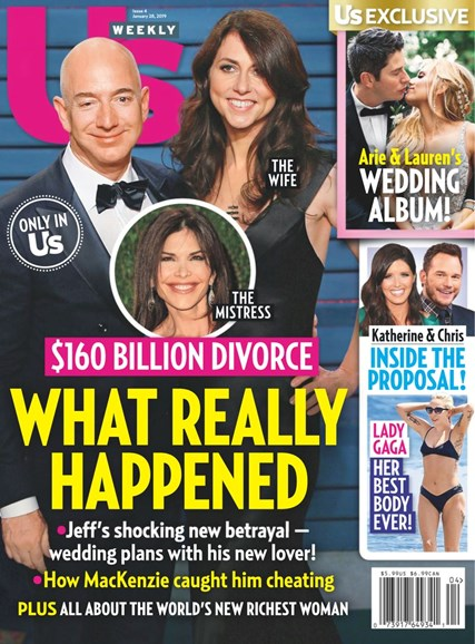 Us Weekly Cover - 1/28/2019