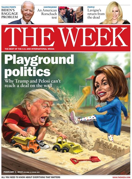 The Week Cover - 2/1/2019