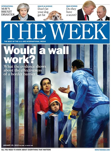The Week Cover - 1/25/2019