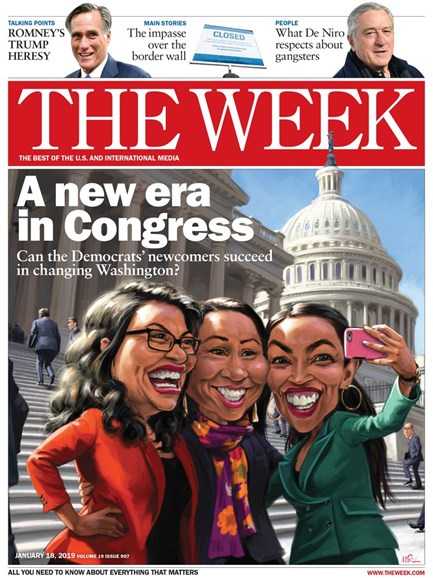 The Week Cover - 1/18/2019